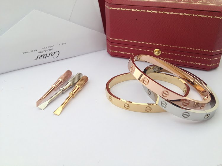 Cartier Love Bracelet: Best gifts for Him and Her this Valentine's Day