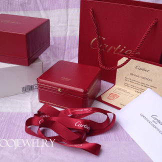 Cartier Love Bracelet Box Packaging