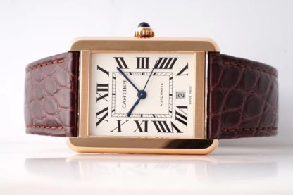 Cartier Tank Solo XL Pink Gold