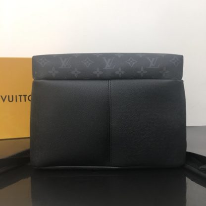 Louis Vuitton Discovery Backpack PM Black M30230