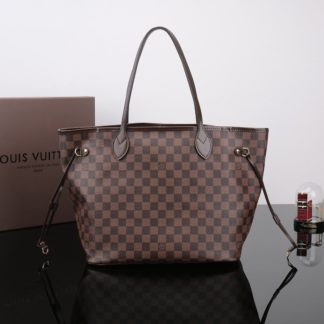 Louis Vuitton Neverfull GM Damier Ebene N41357