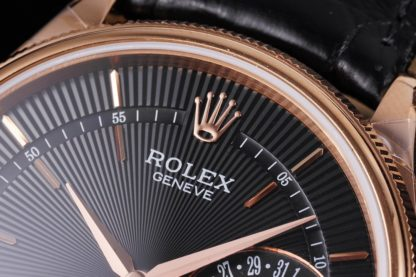 ROLEX CELLINI DATE WATCH