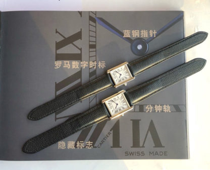 Cartier Tank Solo Watch Small vs Large