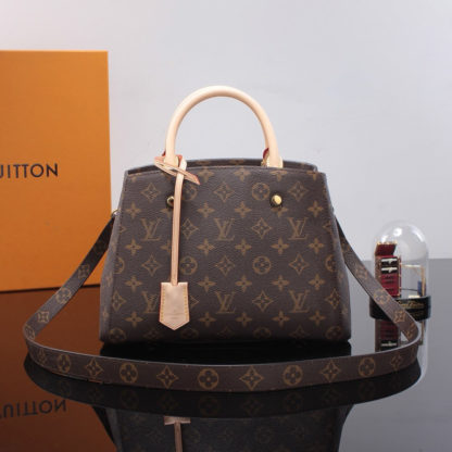 Louis Vuitton MONTAIGNE BB M41055