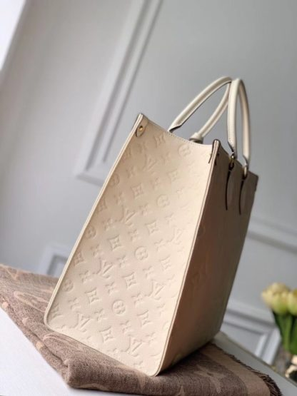 Louis Vuitton OnTheGo GM tote
