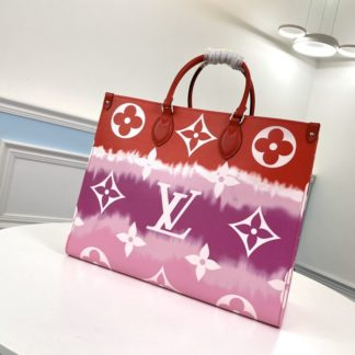 LOUIS VUITTON LV ESCALE ONTHEGO GM M45121