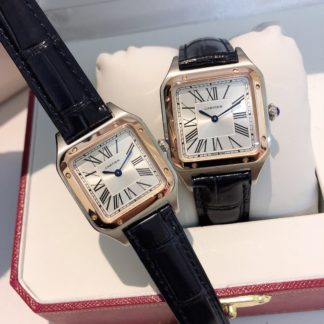 Cartier Santos Dumont Men's and Women's Watches