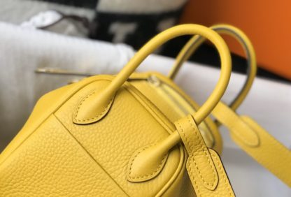 Hermes Lindy 20 Yellow Gold Hardware