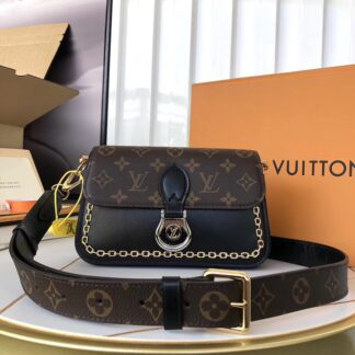 Louis Vuitton Neo Saint Cloud Monogram in Brown - Handbags M45559